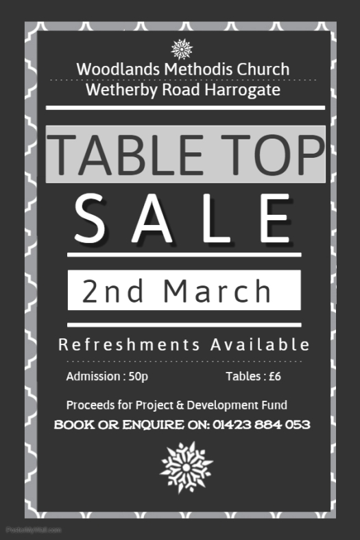 TableTopSale_March2019